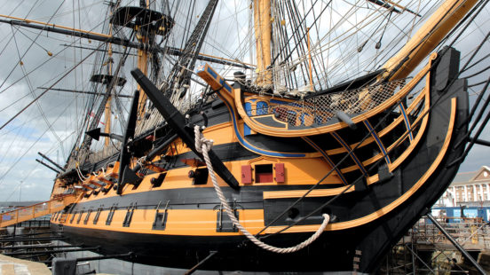 HMS Victory – The Nation's Flagship