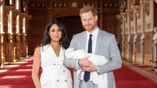 Harry and Meghan: Two Become Three