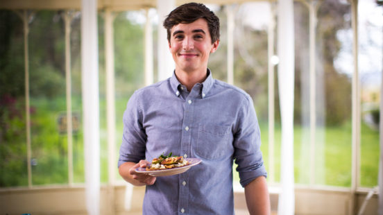 Kitchen Hero: Donal's Irish Feast