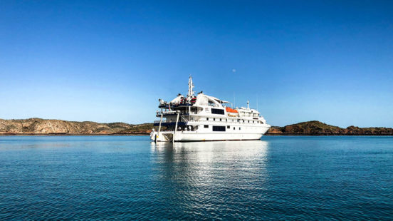 The Kimberley Cruise