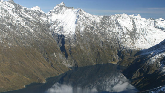 New Zealand from Above