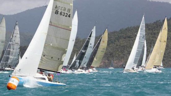 The Best of Asia Pacific Sports - Sailing