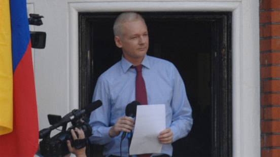 The Assange Agenda: Surveillance Democracy and You