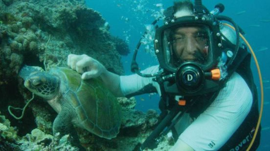 Under The Sea: The Great Barrier Reef