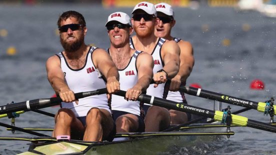 The Best of Asia Pacific Sports - Rowing